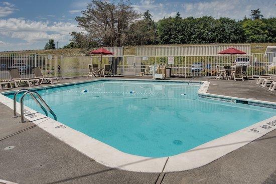 Motel 6 Kelso - Mt St Helens: Pool