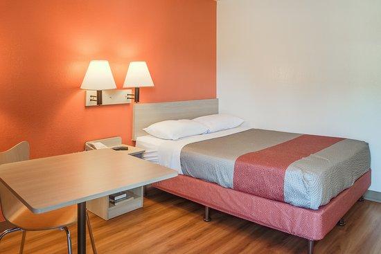 Motel 6 Kelso - Mt St Helens: Guest Room