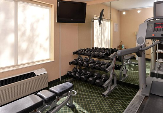 Troy, OH: Fitness Center - Free Weights