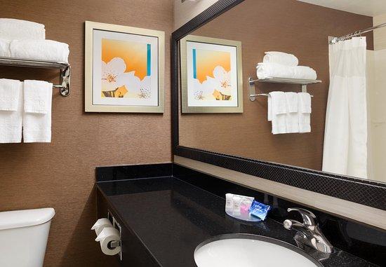Roseville, MN: Suite Bathroom