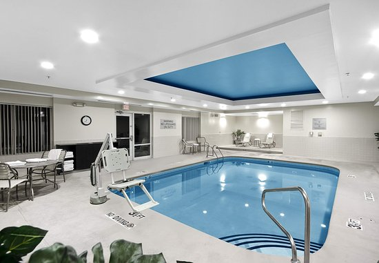 Morrisville, NC: Indoor Pool