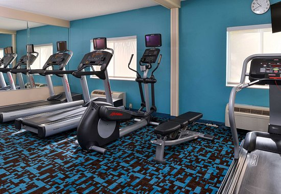 Orange Park, FL: Fitness Room