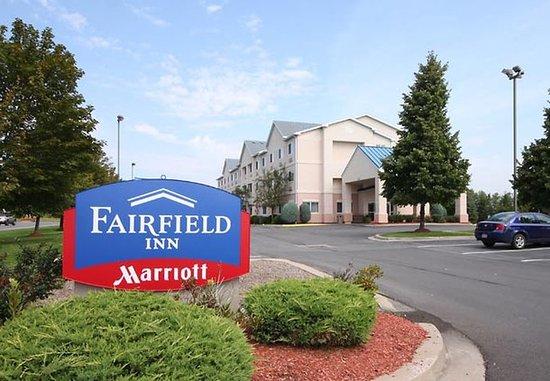 Fairfield Inn Syracuse Clay: Entrance