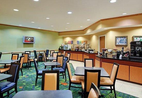 Temple Terrace, Floryda: Breakfast Area