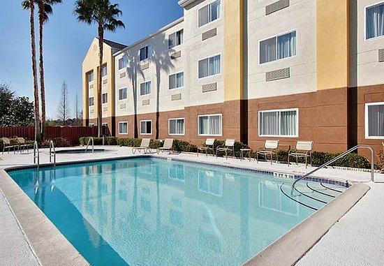 Temple Terrace, Floryda: Outdoor Pool