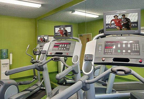 Temple Terrace, Floryda: Fitness Center