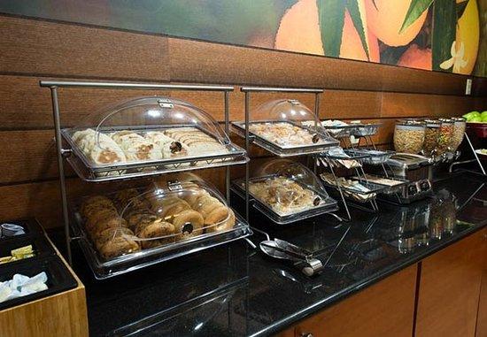 Orangeburg, Carolina del Sur: Breakfast Buffet - Pastries