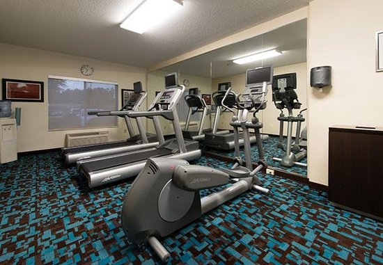 Orangeburg, Carolina del Sur: Fitness Center