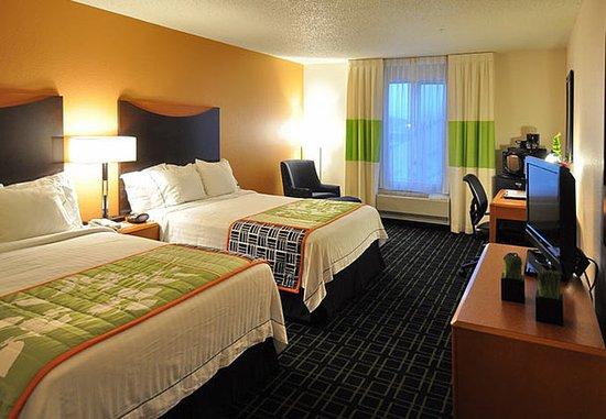 Aurora, CO: Queen/Queen Guest Room