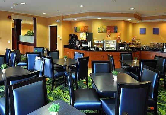 Aurora, CO: Breakfast Area