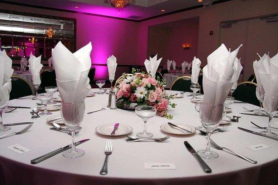 Fairfax, VA: Table Set Up