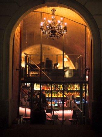 Тун, Швейцария: Atelier Classic Bar
