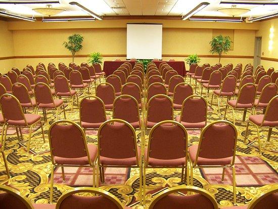 Irving, Teksas: Theatre Setup