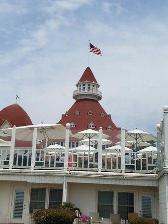 Coronado, Kaliforniya: Beautiful Island, fun to walk around!