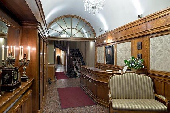 Hotel Wentzl: Lobby
