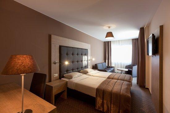 Saint-Josse-ten-Noode, Bélgica: Superior room