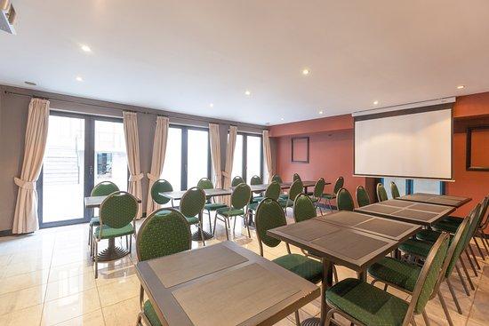 Saint-Josse-ten-Noode, Belgio: Breakfast room