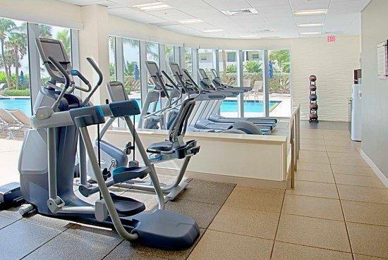 Singer Island, Floride : Fitness Center