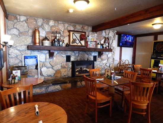 Fish Haven, ID: Sports Bar Downstairs