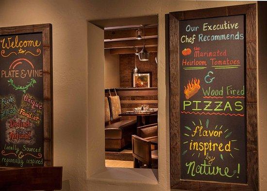 Concord, Kalifornien: Restaurant Menu Boards