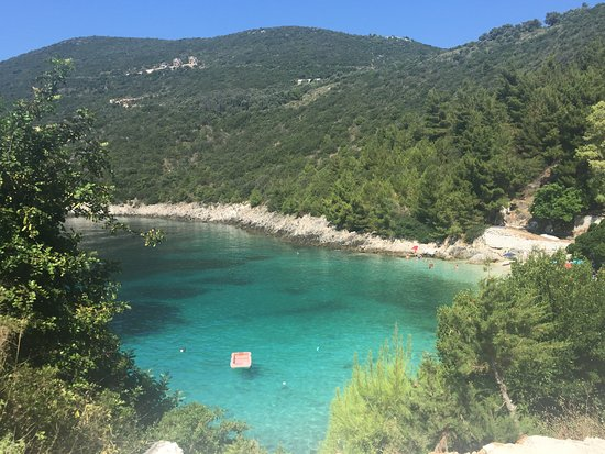 Sivota, Grecia: Nearby beach