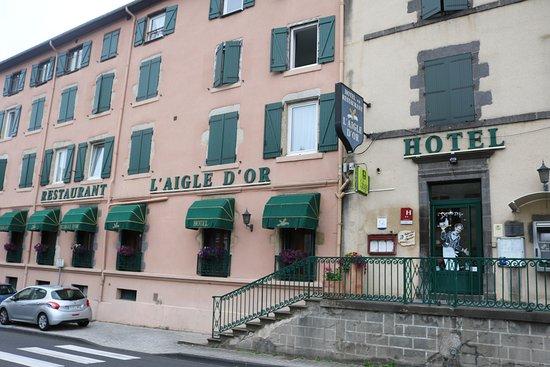 Hotel De l'Aigle d'Or : Hotel L'aigle d'or