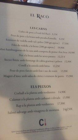 La Garriga, Hiszpania: El raco