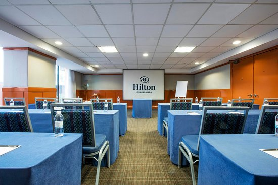 Hilton Guadalajara: Meeting Room 1