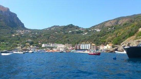 Massa Lubrense, Italia: coast
