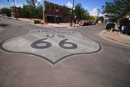 วินสโลว์, อาริโซน่า: Route 66