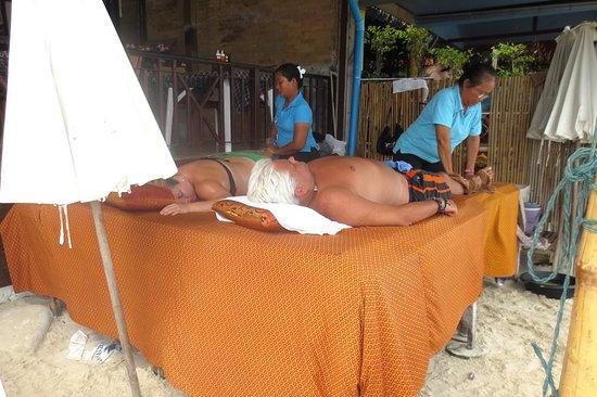Chaweng Chalet Resort: Massage