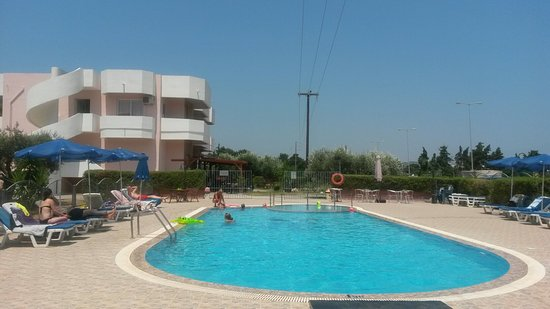 Photo of Old Windmill Studios Pool Snack Bar Faliraki