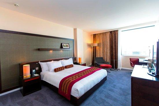 Hilton London Canary Wharf: King Hilton Executive Room