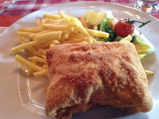 Restaurant Bären Zug: Cordon Bleu