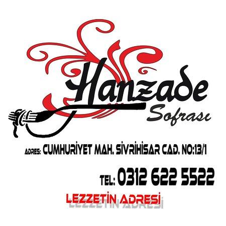 Hanzade Sofrasi