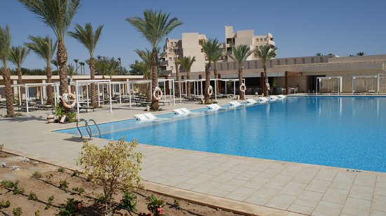 Steigenberger Makadi Hotel: Zwembad