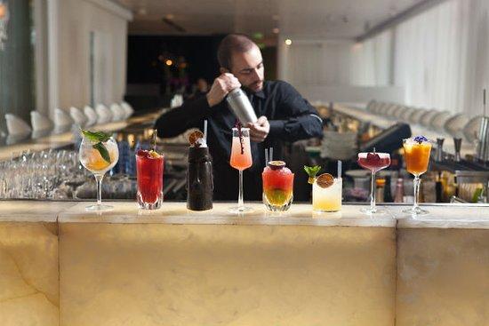 Photo of Bar Long Bar at Sanderson at Sanderson Hotel, London W1T 3NG, United Kingdom