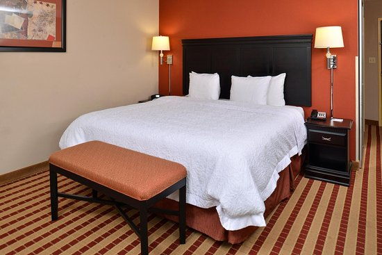 Clarion, PA: King Guest Room