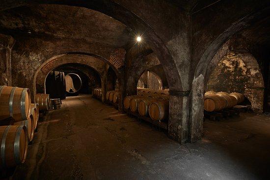 Hermann, MO: Cellars