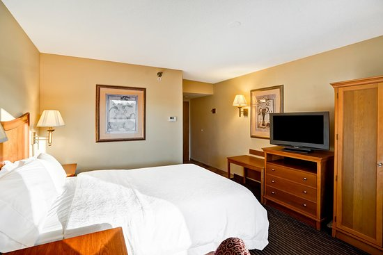 State College Hotel Room