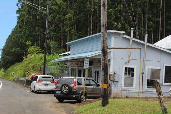 Paauilo, Hawái: Bakery