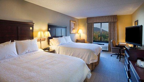Bennington, VT: Queen Double Bed