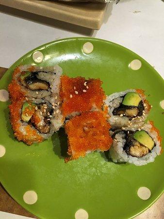 Νιούαρκ, Καλιφόρνια: Sushi at Nijo Castle