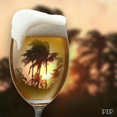 Tofo, Mozambique: Cerveja