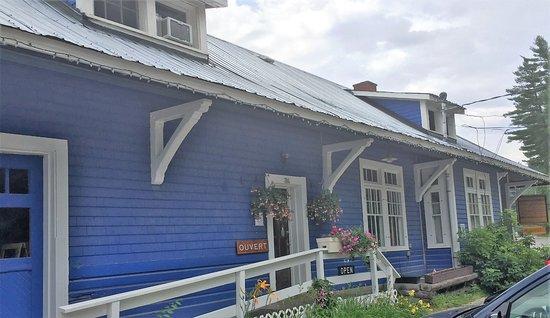 Wakefield, Canadá: Exterior of Pot au Feu