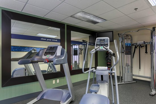 Fairborn, OH: Fitness Center