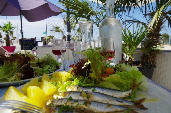 AMBROSIA : Sardines grillées au four.Samedi 23 Juillet 2016