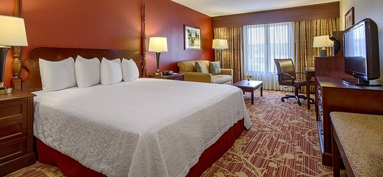Frisco, TX: Standard Room with King Bed