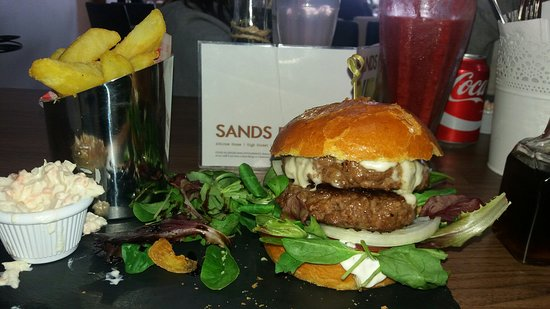 Borth, UK: Sands Bistro