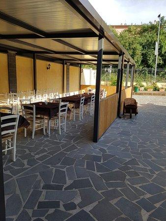 Lubriano, Italia: Ristorante Antico Callaro